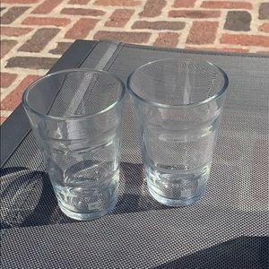 Nespresso recipe glass cups